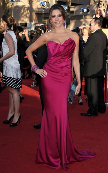 Sofia Vergara - 18th Annual SAG Awards