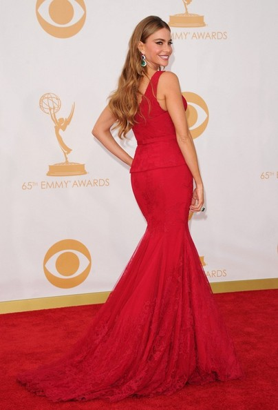 Sofia Vergara - Arrivals at the 65th Annual Primetime Emmy Awards — Part 2