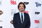 "Premiere of ""Sons of Anarchy""..TCL Chinese Theatre, Hollywood, California..September 6, 2014..Job: 140906A1..(Photo by Axelle Woussen/Bauer-Griffin)..Pictured: Kim Coates."