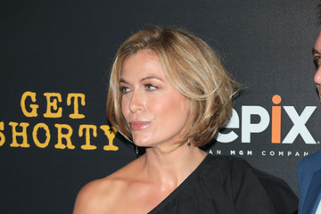 Sonya Walger Red Carpet Premiere of EPIX Original Series 'Get Shorty'