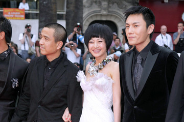 """Qin Hao """"Spring Fever"""" in Cannes"""