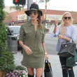 Stacy Keibler Stacy Kiebler Lunches With a Pal
