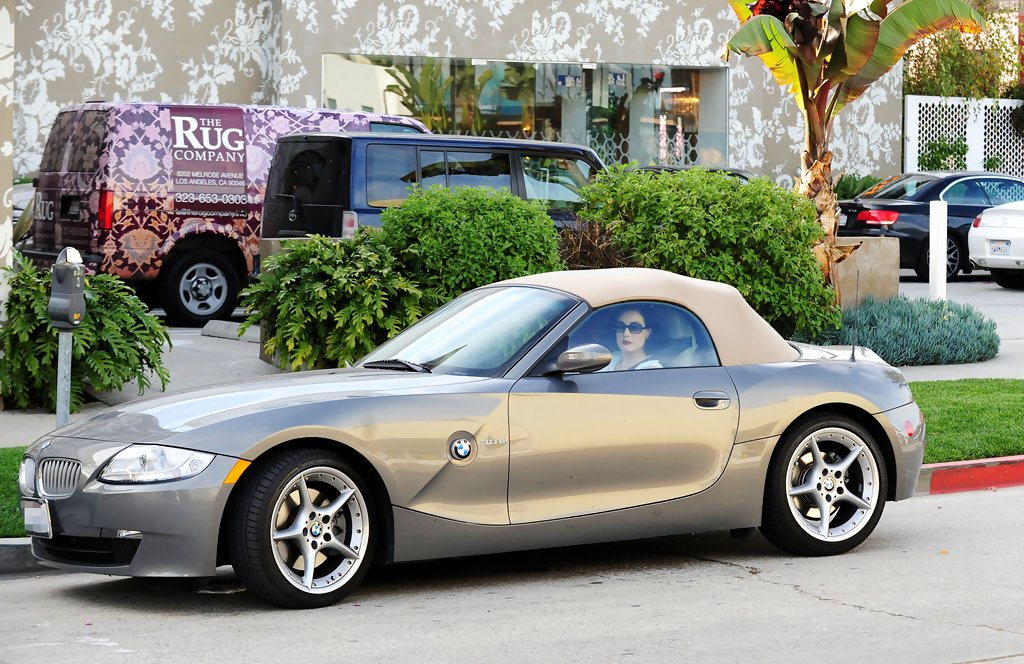 BMW Of Orlando >> Stars and Their Cars: 64 Celebrities and Their Rides - Zimbio