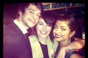 Sarah Hyland and Matt Prokop Photos Photo
