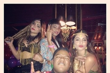 Stella Hudgens Celebrity Social Media Pics