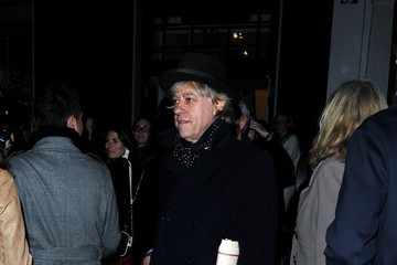Bob Geldoff Stella McCartney Turns on Christmas the Lights