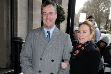 Stephen Tompkinson Arrivals at the TRIC Awards