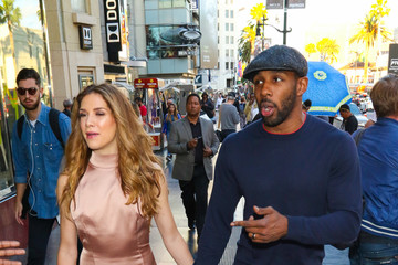 Stephen Twitch Boss Allison Holker and Stephen Twitch Boss Hold Hands in Hollywood