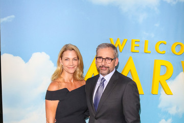 Steve Carell Nancy Carell Universal Pictures And DreamWorks Pictures' Premiere Of 'Welcome To Marwen'