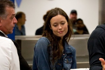 Summer Glau Summer Glau Arrives in LA