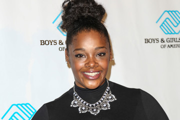 Summer Wayans Celebrities Arrive Boys and Girls Clubs of America's Annual Great Futures Gala