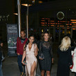 Sundy Carter Kali Hawk and Sundy Carter at ArcLight Theatre