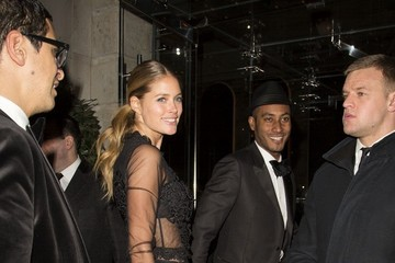 Sunnery James Doutzen Kroes Spotted at the Edition Hotel