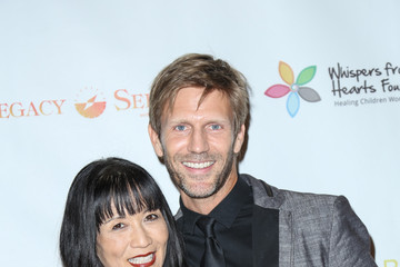 Suzanne Whang Jeff Vezain Celebrities Attend the 2nd Annual Legacy Series Charity Gala