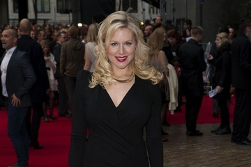 Abi Titmuss 'The Dictator' Premieres in the UK