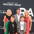 Tallula Dempsey Premiere Of 20th Century Fox's 'The Art Of Racing In The Rain'