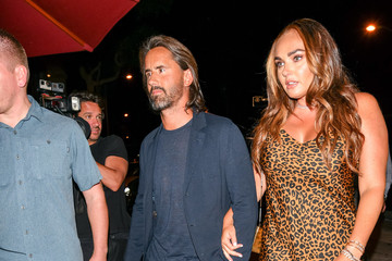 Tamara Ecclestone Jay Rutland And Tamara Ecclestone Run Errands In LA