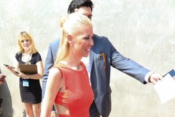 Tara Reid Celebs Attend the Television Industry Advocacy Awards