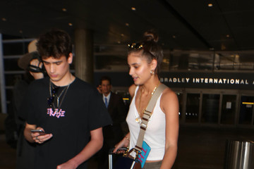 Taylor Hill Taylor Hill Is Seen At LAX