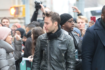 Taylor Kitsch Taylor Kitsch in New York City