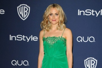 Taylor Schilling Arrivals at the InStyle/Warner Bros. Golden Globes Party