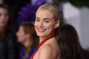 Taylor Schilling Arrivals at the Golden Globe Awards