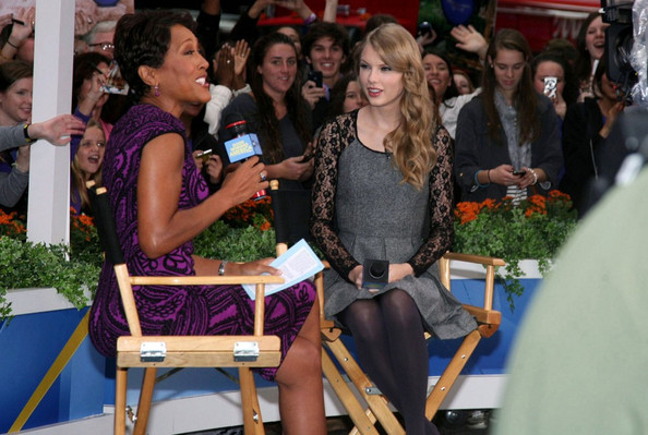 Taylor Swift on GMA