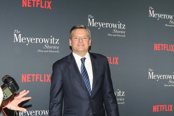 Ted Sarandos Screening of Netflix's 'The Meyerowitz Stories (New and Selected)'