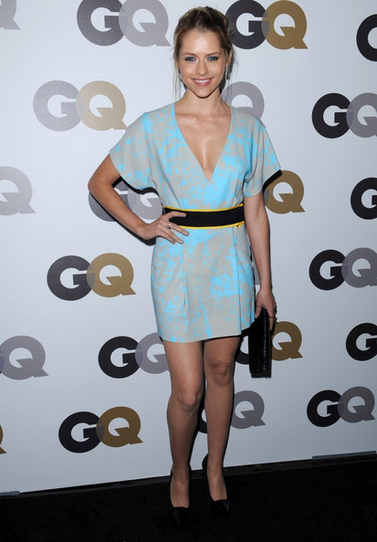 """Teresa Palmer 2010 GQ """"Men of the Year"""" Party.Chateau Marmont, Los Angeles, CA.November 17, 2010."""