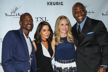 Terry Crews Celebrities Attend Marisol Nichols Presents the Human Rights Hero Awards