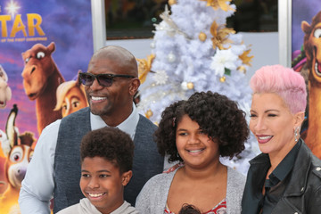 Terry Crews Premiere of Columbia Pictures' 'The Star'