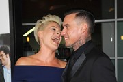 Pink and Carey Hart - Celebrating the PDA Kings and Queens of the Red Carpet