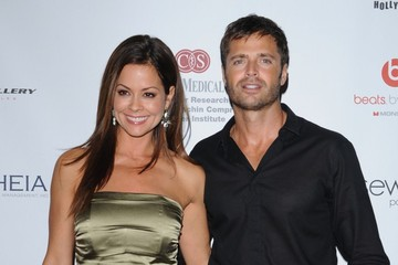 Brooke Burke David Charvet The 6th Annual Pink Party