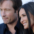 Demi Moore and David Duchovny Photos