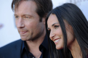 Demi Moore and David Duchovny Photos Photo