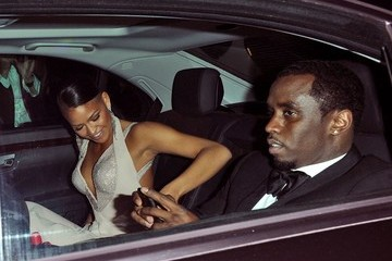 Cassie Sean Combs The Lady Joy yacht party