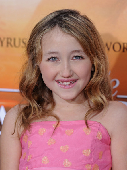 Noah Cyrus Los Angeles Premiere of