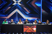 The X Factor Press Conference.CBS Television City, Los Angeles, CA.December 19, 2011.