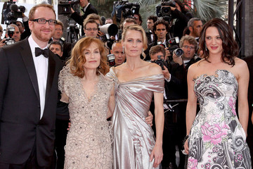 """Isabelle Huppert Asia Argento Things go """"Up"""" at Cannes"""