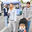 Tim Rosenman Whitney Port Shops At The Farmer's Market In Studio City