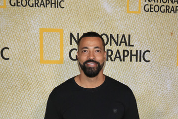 Timon Kyle Durrett Premiere of National Geographic's 'The Long Road Home'