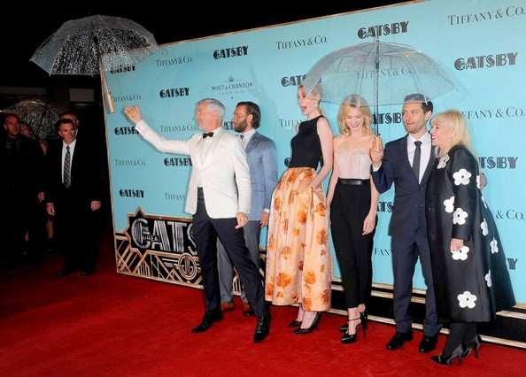 'The Great Gatsby' Premieres in Sydney []