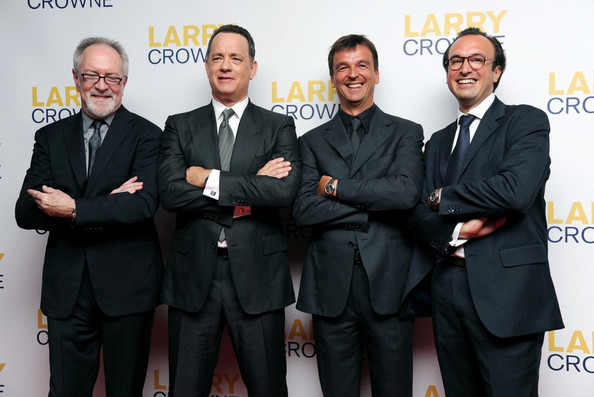 larry crowne premiere pictures. Tom Hanks - Celebs at the #39;Larry Crowne#39; Premiere
