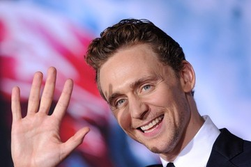 Tom Hiddleston 'Thor: The Dark World' Premieres in Hollywood