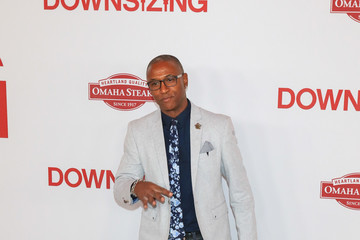 Tommy Davidson Paramount Pictures Special Screening of 'Downsizing'