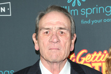 Tommy Lee Jones Premiere of Broad Green Pictures' 'Just Getting Started'