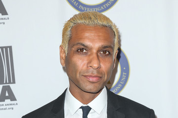 Tony Kanal Celebrities Attend the Last Chance for Animals Annual Gala