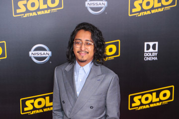 Tony Revolori Premiere Of Disney Pictures and Lucasfilm's 'Solo: A Star Wars Story'