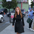 Tracey E. Bregman Celebrity Sightings at Mel's Diner
