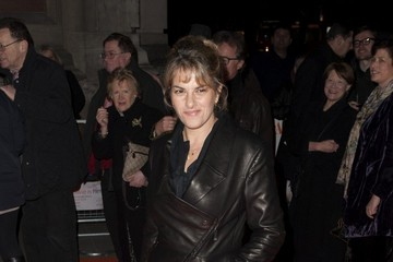 Tracey Emin Celebs Arrive at 'David Bowie Is' 2